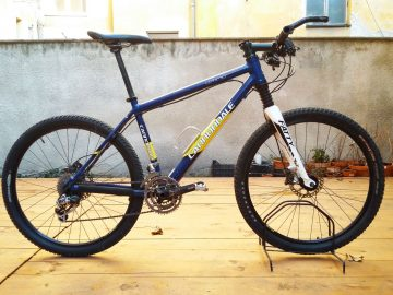 Cannondale Optimo - bike