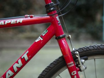 Giant Escaper 1991 - bike