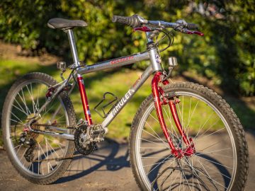 Amulet Grizzly 24″ - bike
