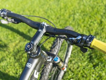 Cannondale Scalpel Carbon - bike