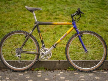 Giant Cadex 2 - bike