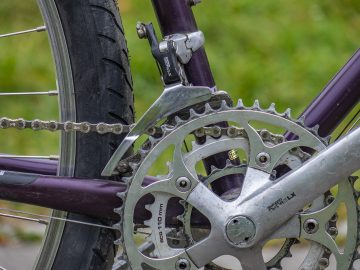 Giant Expedition - bike