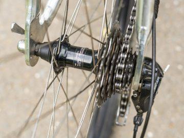 Haevy Tools Alu Comp - bike