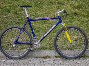 Mongoose Rockadile - bike