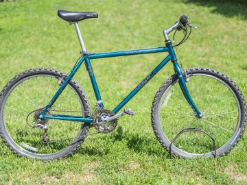 Trek Singletrack 930 - bike