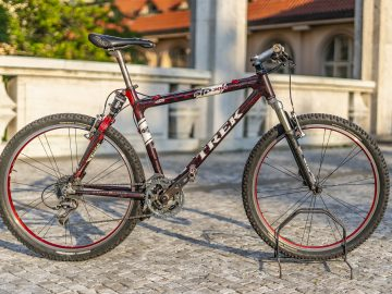 Trek STP 300 OCLV - bike